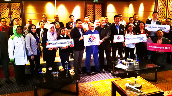 Motac Selangor Engagement Session With Travel Industry and Media, Gamelan funds & activities for Visit Malaysia 2020