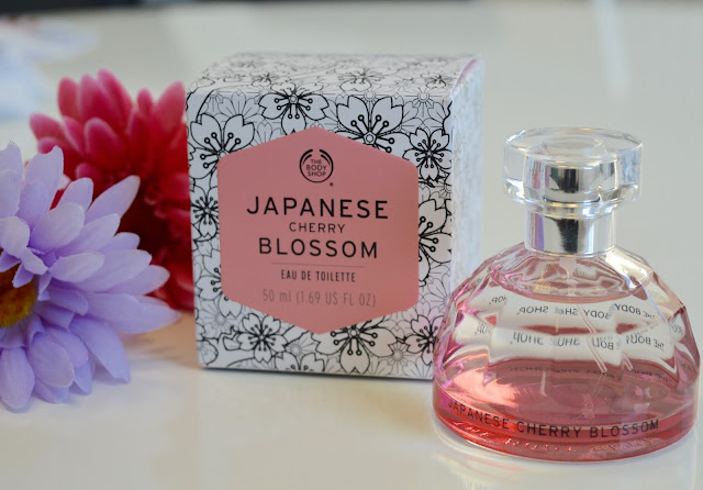 Bodyshop Japanese cherry blossom