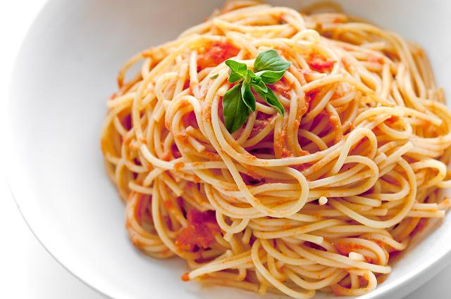 Sejarah Spageti - Spaghetti