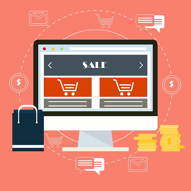 online shop, belanja online, belanja daring