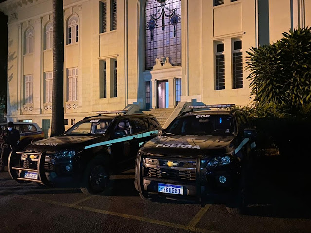 Operação policial desmantela grupo criminoso responsável por desvio de cargas avaliadas em R$ 100 milhões