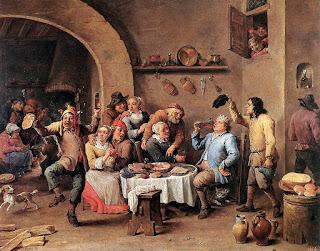 La Cerveza en el Arte: David Teniers el Joven (2)