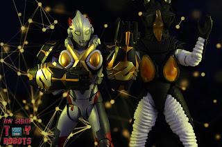 S.H. Figuarts Ultraman X MonsArmor Set 53