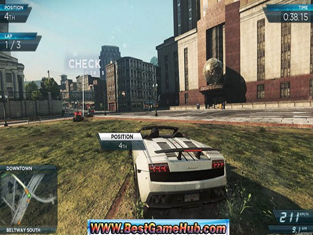 Need for Speed Most Wanted 2012 Torrent Games Free Download