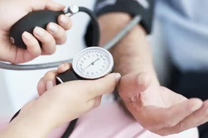 Tips Mudah Mengatasi Jika Anda Terkena Tekanan Darah Tinggi