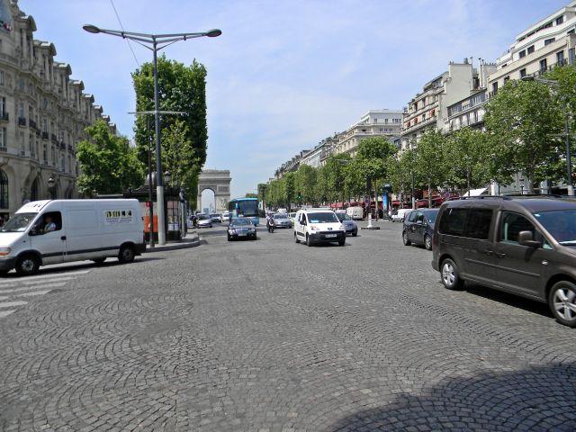 paryskie miejsca, ciekawostki