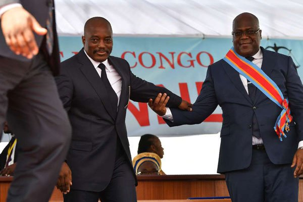 DRC's Puppet President Does Not Live In The Presidential Palace. Who Does?