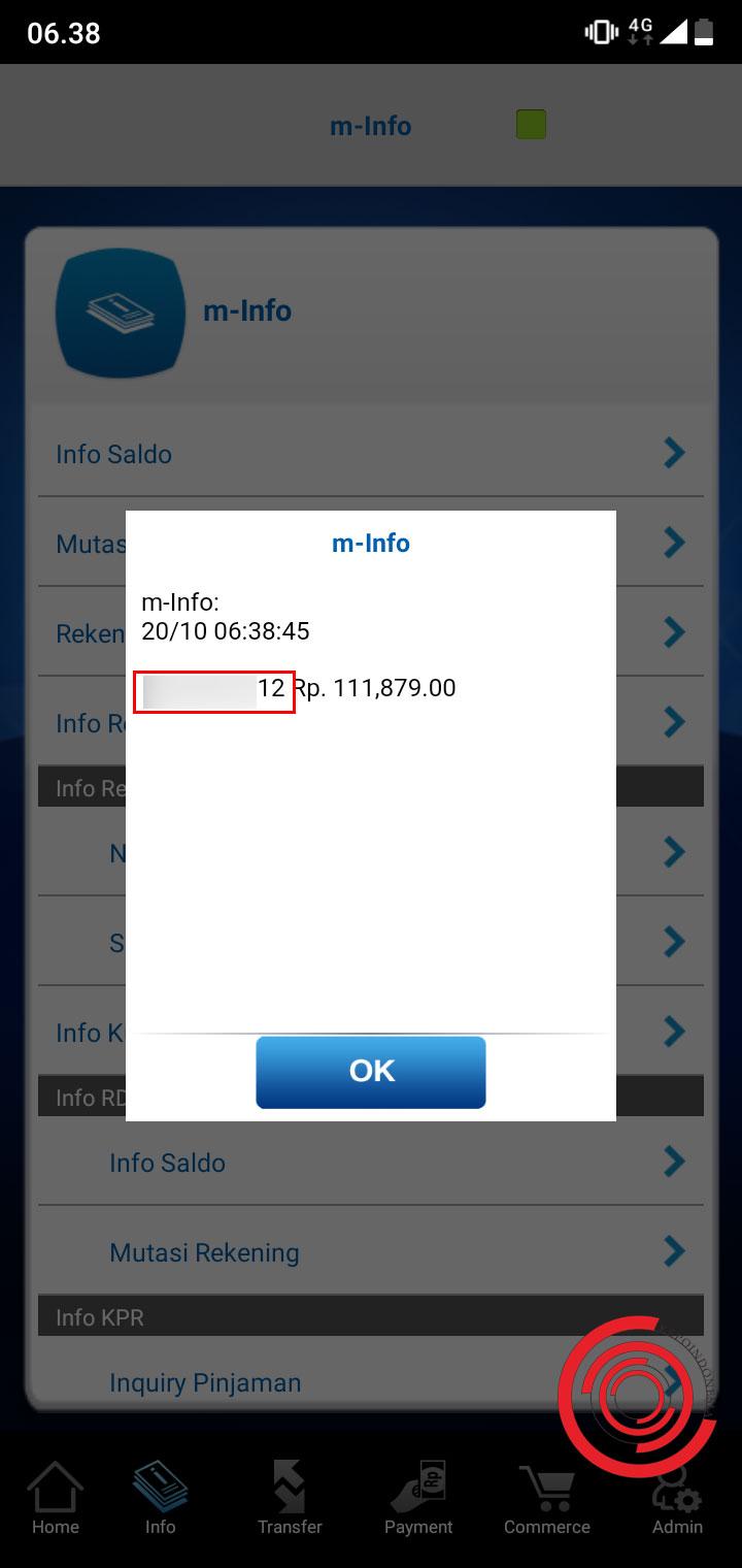 Cara Cek Nomor Rekening Bca Tahapan Xpresi Di Aplikasi Bca Mobile Kepoindonesia