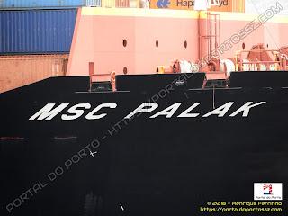 MSC Palak