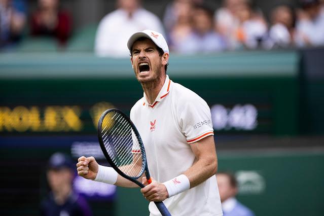 Andy Murray volta a jogar o torneio de Wimbledon após quatro anos