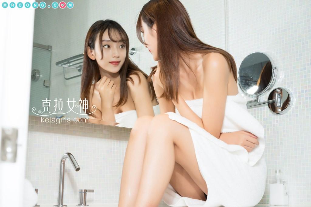 Image KelaGirls-2017-10-16-Shuang-Er-MrCong.com-012 in post KelaGirls 2017-10-16: Người mẫu Shuang Er (爽儿) (24 ảnh)