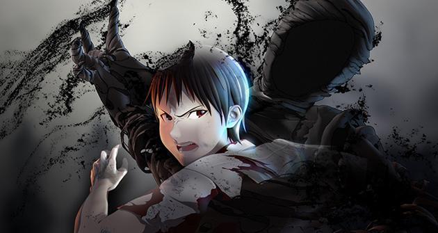 Ajin: Semihumano Temporada 01 Capitulo 04 - ¿Alguna vez has visto un fantasma negro?