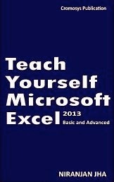Teach Yourself Microsoft Excel 2013