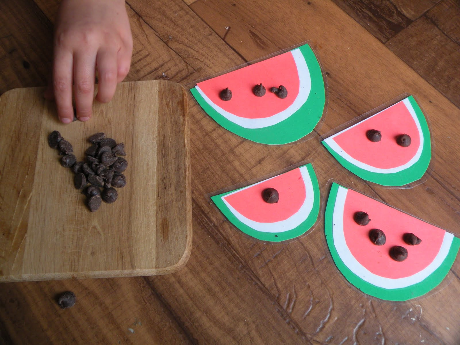 Toddler Approved   Edible Watermelon Seeds Thursday  May 26  2011