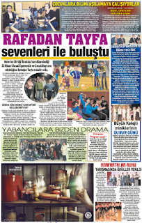 Rafadan Tayfa Gazetesi