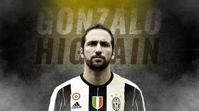Juventus Higuaín 2016