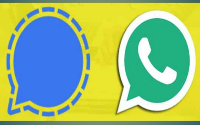 WhatsApp chat application