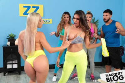 Hot And Mean – Abella Danger & Katana Kombat: Working Out Their Anger (2020/FULLHD)