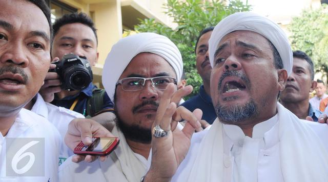 Pengacara: Habib Rizieq Akan Minta Perlindungan PBB