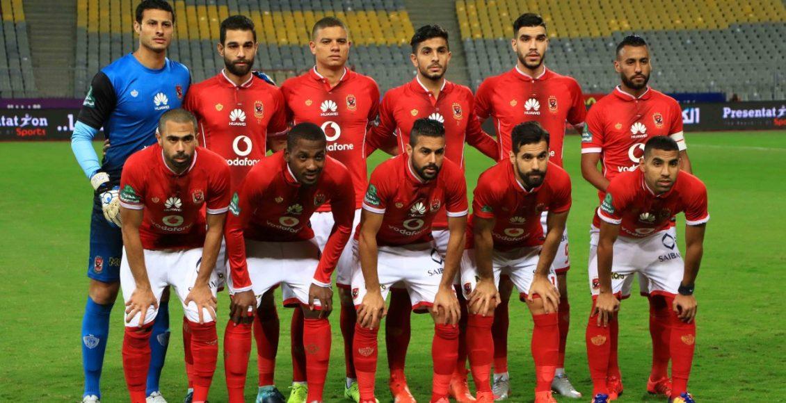 نتيجة مباراة الأهلي ونادي مصر بتاريخ 05-01-2020 الدوري المصري