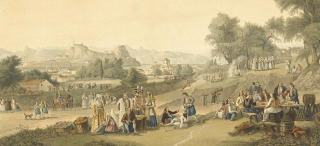 ΠΟΥ ΕΓΚΑΤΑΣΤΑΘΗΚΑΝ ΟΙ ΣΟΥΛΙΩΤΕΣ ΑΠΟ ΤΟ 1803/04 - Γράφει ο Σωτήρης Λ. Δημητρίου