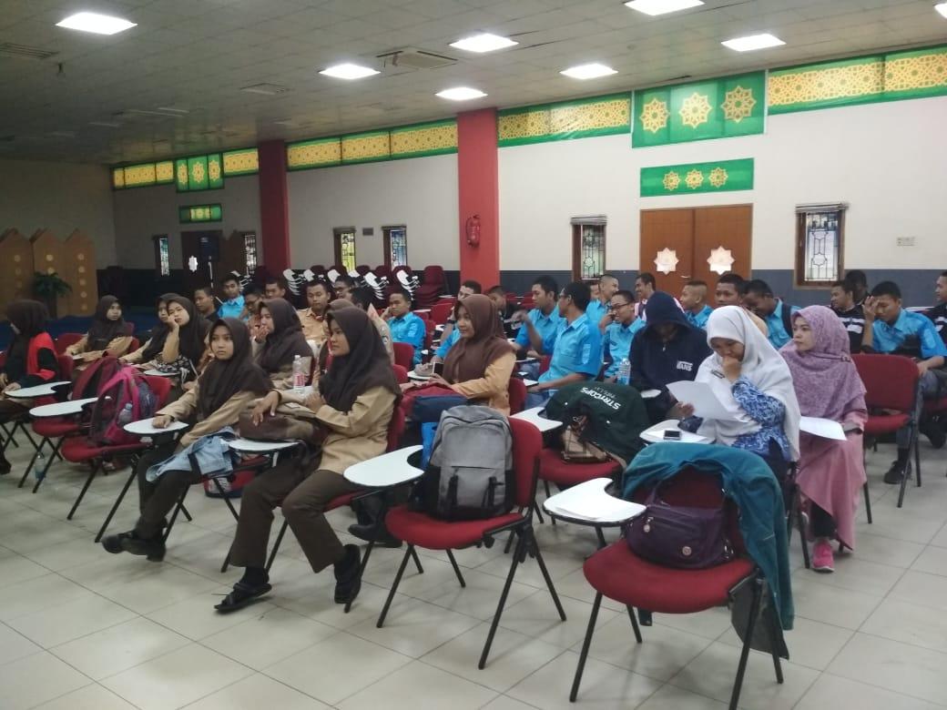 JIC Percayakan Forum Jurnalis Muslim Kelola Sekolah Broadcasting