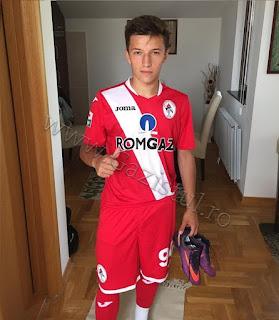 Victorie in Serbia.Juniorul Hajmasan la primul gol pentru echipa mare