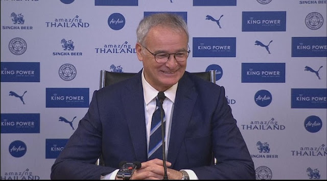 Leicester. Ranieri accueilli en héros