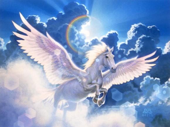 الحصان المجنح Pegasus