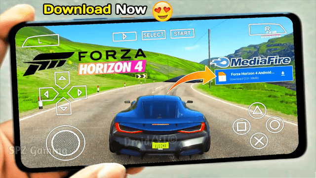Download Forza Horizon 4 For Android 2021 | Play Forza Horizon 4 On android
