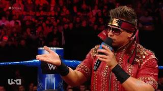 WWE Smackdown 22.05.2018
