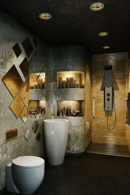 Interior Bathroom Design Photos