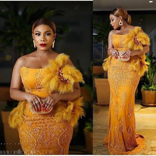 Latest and Breathtaking Asoebi Styles