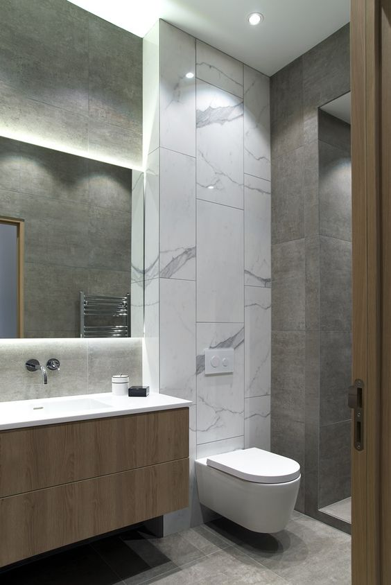 modern interior design for your best bathroom