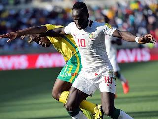 انتها اللقاء بفوز منتخب السودان بنتيجة 3 - 1