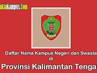 15+ Kampus Terbaik di Kalimantan Tengah yang Negeri dan Swasta