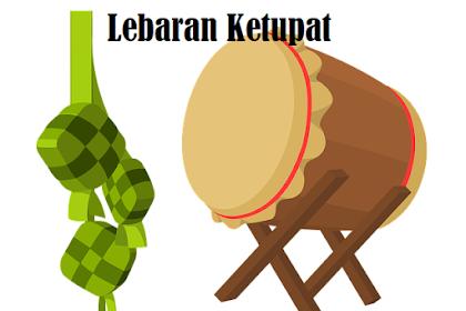 Tradisi lebaran ketupat dan filosofinya