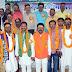 युवा बजरंग दल रामनवमी शोभायात्रा समिति का शपथ ग्रहण समारोह सम्पन्न