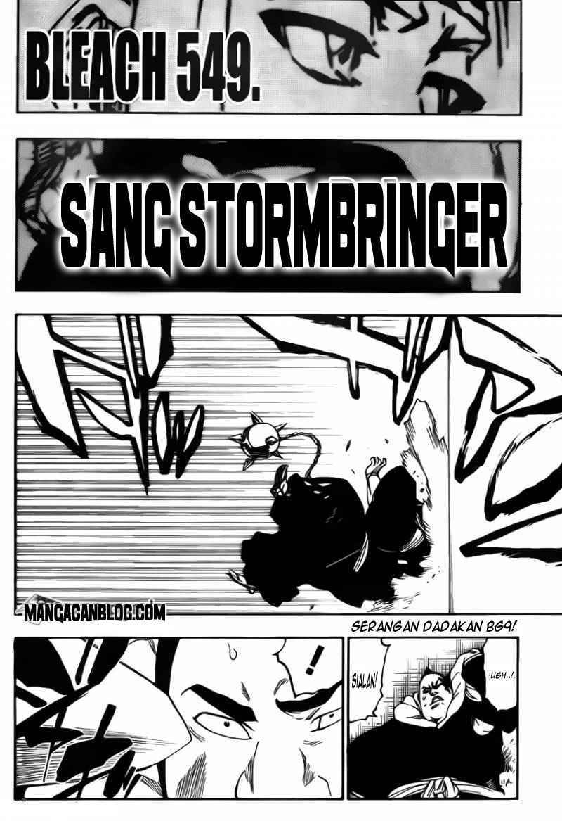 Dilarang COPAS - situs resmi www.mangacanblog.com - Komik bleach 549 - sang stormbringer 550 Indonesia bleach 549 - sang stormbringer Terbaru 2 Baca Manga Komik Indonesia Mangacan