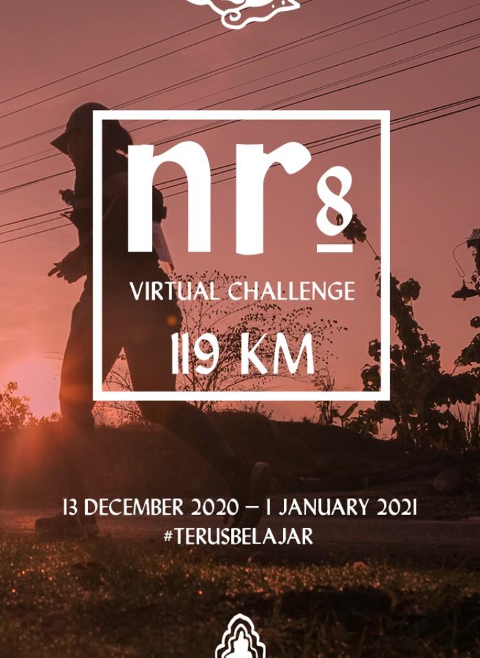 NusantaRun Chapter 8 Virtual Challenge • 2020