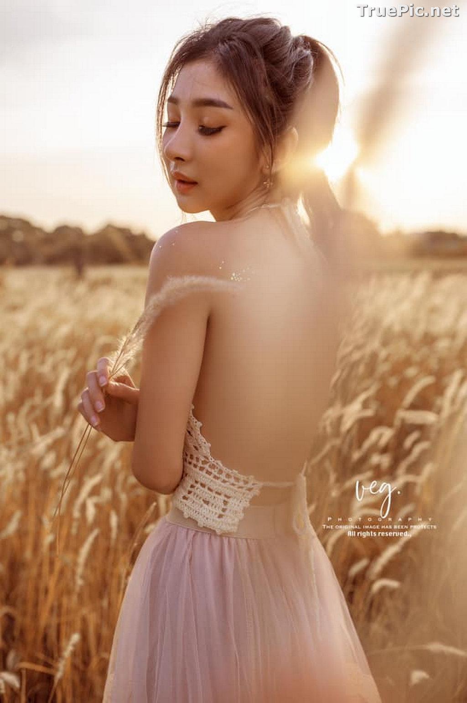 Image Thailand Model - Pattamaporn Keawkum - Imperata Spontanea Field - TruePic.net - Picture-4