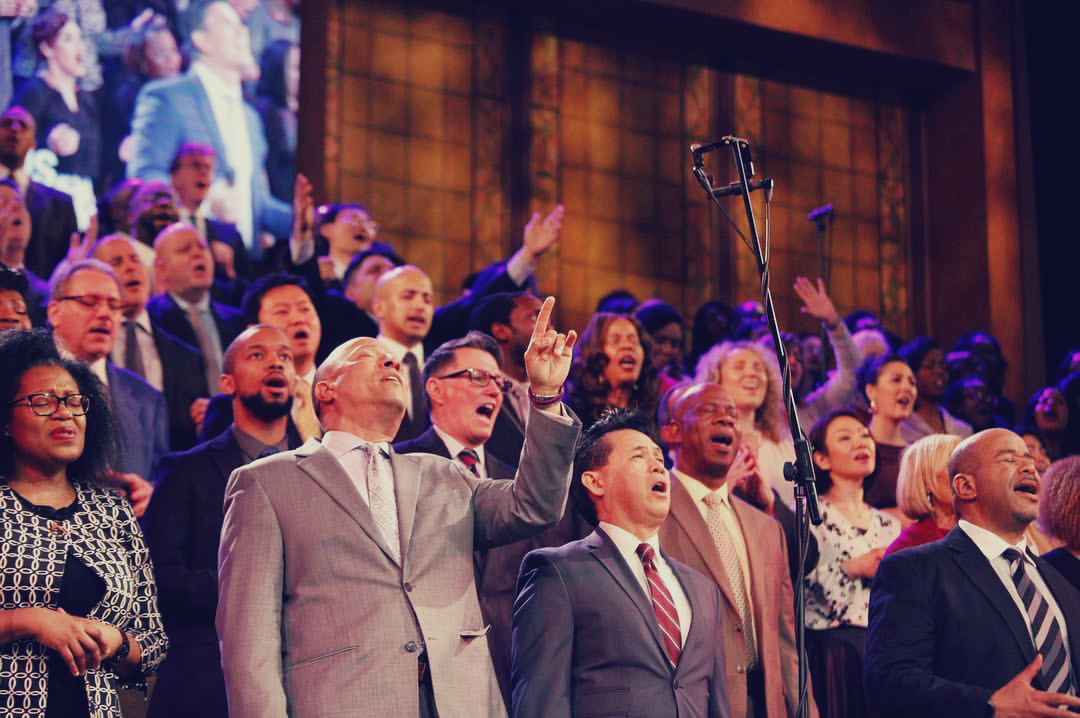 Brooklyn Tabernacle Church Gospel Choir in New York