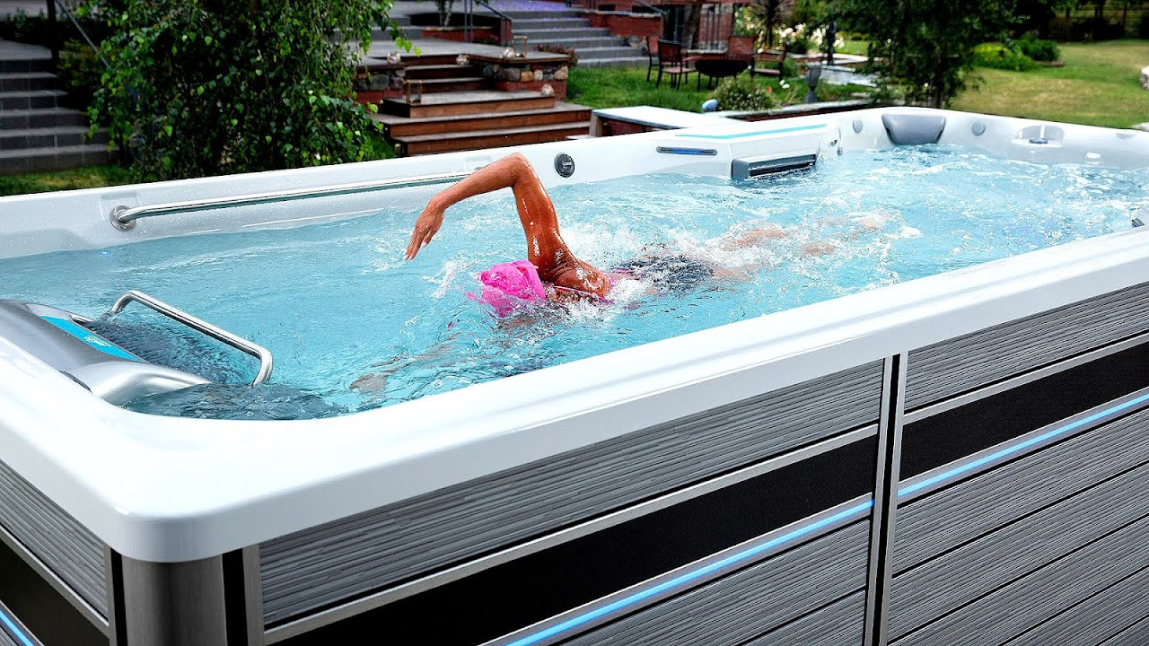Swim Spa Reviews Spas Swimming Gyms - Review Choices