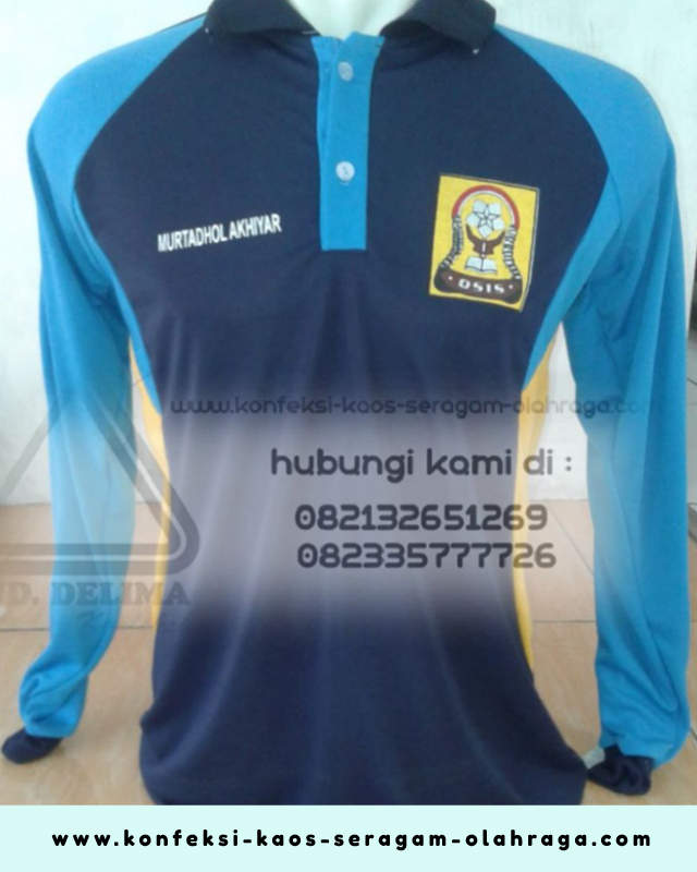 Kaos Olahraga SMP 1