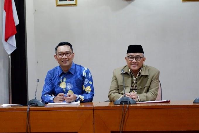 Ridwan Kamil Pastikan 2020 Underpass Jalan Dewi Sartika Dibangun