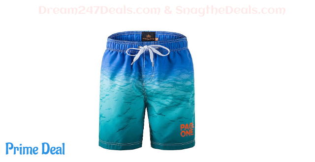 50% off Mens Swim Trunks