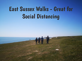 East Sussex walks header