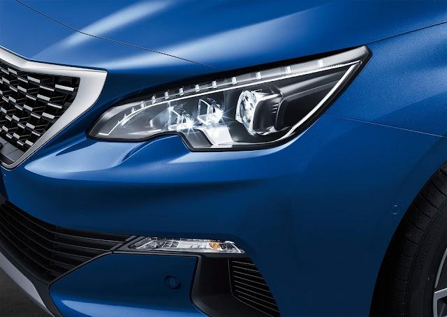 Novo Peugeot 208 2019