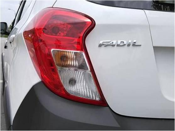 Đèn hậu xe Fadil chính hãng Vinfast