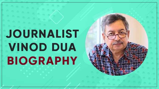 Journalist Vinod Dua Salary, Net worth, Residence, Health, Wiki, Biography, Wife, Son